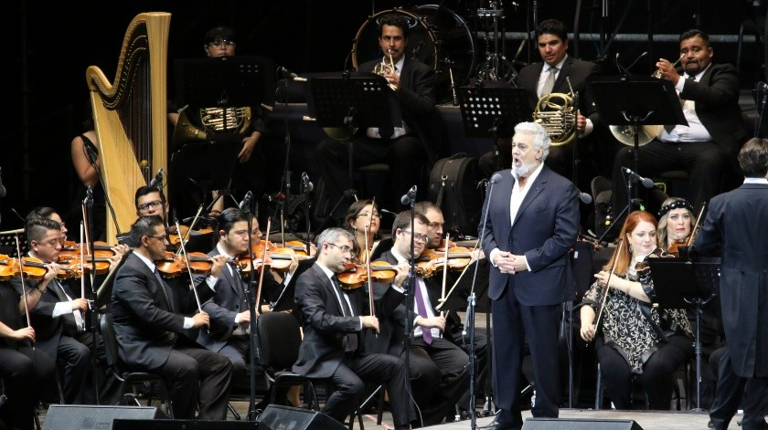 Plácido Domingo ha sido acusado de acoso sexual.